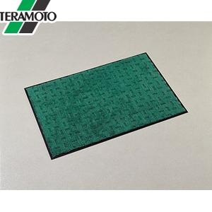 テラモト エコレインマット グリーン 900×1800mm MR-026-148-1 [個人宅配送不可商品]