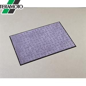 テラモト エコレインマット グレー 900×1800mm MR-026-148-5 [個人宅配送不可商品]