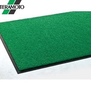 テラモト ニュートレビアン 緑 1500×1800mm MR-034-250-1 [個人宅配送不可商品]