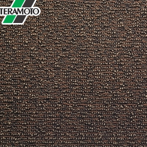 テラモト ニューリブリードマット ブラウン 900×1800mm MR-049-356-4 [個人宅配送不可商品]