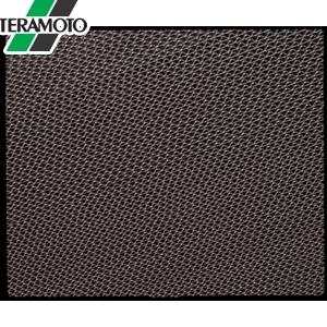 テラモト スーパーダスピット 茶 7mm厚 フチ無し 90cm×6m MR-133-055-4 [個人宅配送不可商品]