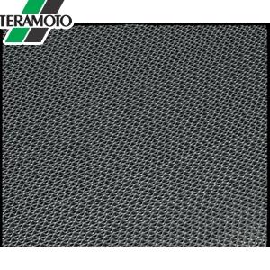 テラモト スーパーダスピット 灰 12mm厚 高周波フチ付 【m2/平方メートル】 MR-133-188-5 [個人宅配送不可商品]