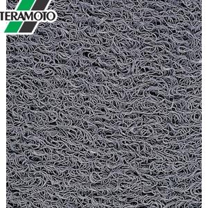 テラモト ケミタングル ソフト 灰 高周波フチ付 900×1800mm MR-139-248-5 [個人宅配送不可商品]