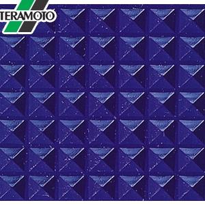 テラモト ビニール長マット ピラ 青 91cm×20m MR-141-156-3 [個人宅配送不可商品]