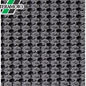 テラモト ダイヤマット 灰 1m×10m MR-143-062-6 [個人宅配送不可商品]