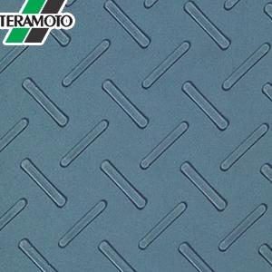 テラモト エスゴムマット 5mm厚 灰 1m×10m MR-151-105-5 [個人宅配送不可商品]