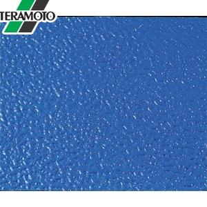 テラモト トリプルシート 厚さ5mm 青 1m×20m MR-154-120-3 [個人宅配送不可商品]