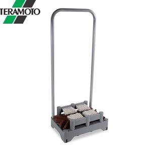 テラモト ユキドロオトシ サイドブラシ1段タイプ AEV-105-001 MR-178-020-0 [個人宅配送不可商品]