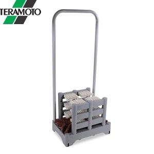 テラモト ユキドロオトシ サイドブラシ3段タイプ AEV-105-003 MR-178-030-0 [個人宅配送不可商品]