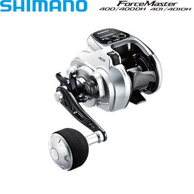 シマノ 14フォースマスター 401 LEFT(左ハンドル) コード:03231 7