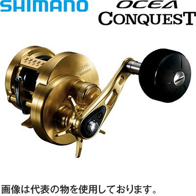 シマノ 14オシアコンクエスト 201HG LEFT(左ハンドル) コード:03301 7