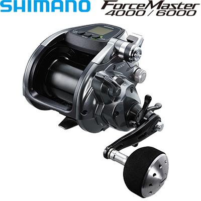 シマノ 14フォースマスター 6000 RIGHT(右ハンドル) コード:03303 1