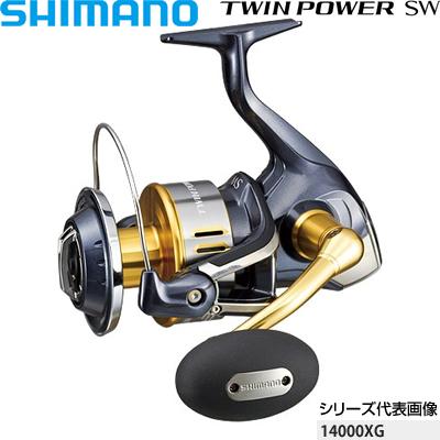 シマノ 15ツインパワーSW 10000PG コード:03322 2