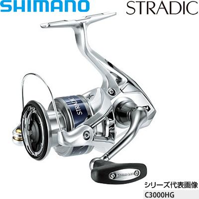 シマノ 15ストラディック C3000HG コード:03413 7