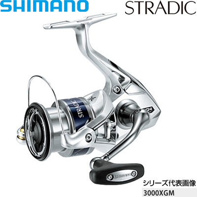 シマノ 16ストラディック C3000HGM コード:03778 7