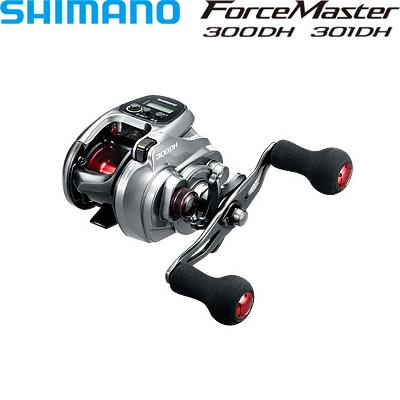 シマノ 15フォースマスター 300DH RIGHT(右ハンドル) コード:03422 9