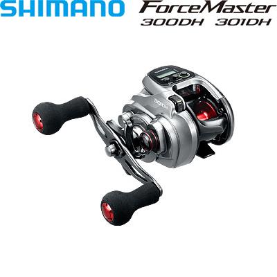 シマノ 15フォースマスター 301DH LEFT(左ハンドル) コード:03423 6