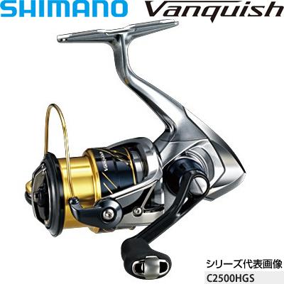 シマノ 16ヴァンキッシュ C2500XGS コード:03781 7