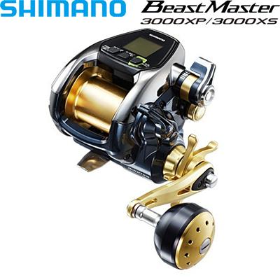 シマノ 16ビーストマスター 3000XS RIGHT(右ハンドル) コード:03547 9