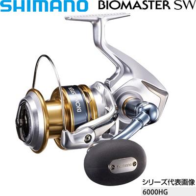 シマノ 16バイオマスターSW 6000PG コード:03612 4