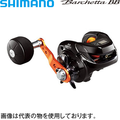 シマノ 17バルケッタBB 600PG RIGHT(右ハンドル) コード:03655 1