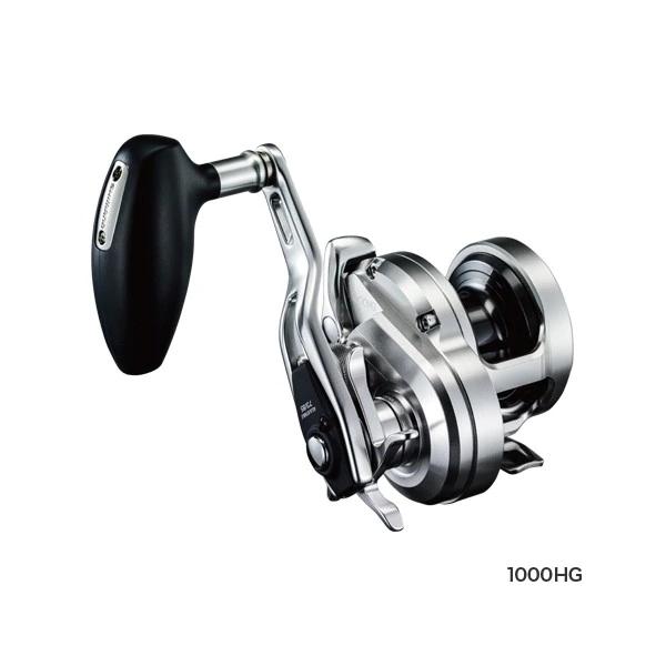 シマノ 17オシアジガー 1000HG RIGHT(右ハンドル) コード:03665 0