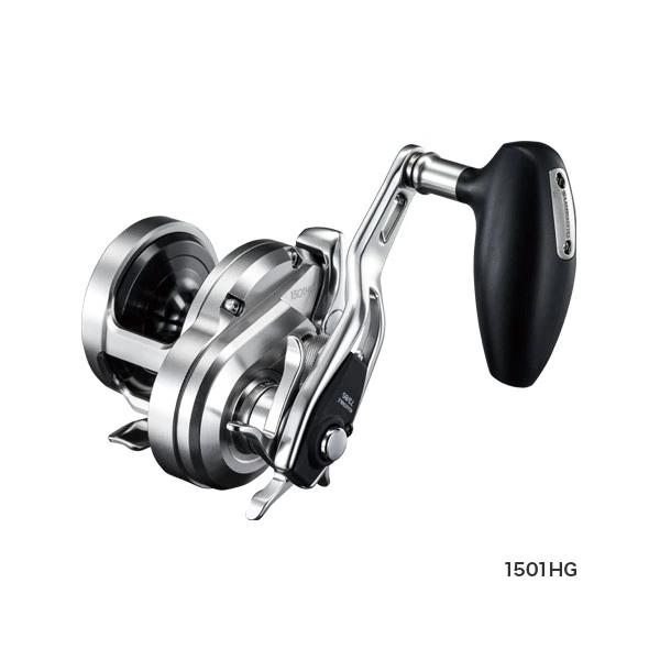 シマノ 17オシアジガー 1001HG LEFT(左ハンドル) コード:03666 7