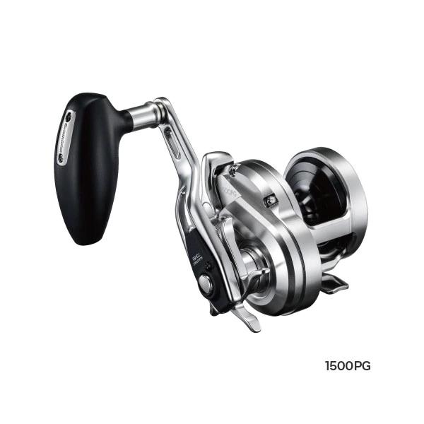 シマノ 17オシアジガー 1500PG RIGHT(右ハンドル) コード:03669 8