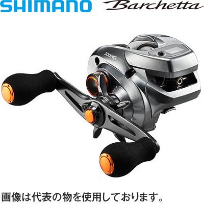 シマノ 17バルケッタ 300HG RIGHT(右ハンドル) コード:03696 4