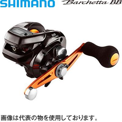 シマノ 17バルケッタBB 301HG LEFT(左ハンドル) コード:03701 5