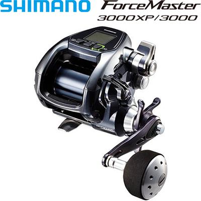 シマノ 17フォースマスター 3000XP RIGHT(右ハンドル) コード:03704 6