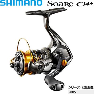 シマノ 17ソアレCI4+ 500S コード:03715 2