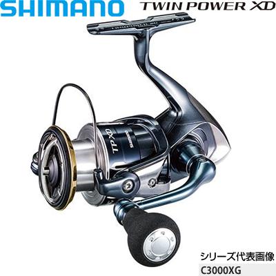 シマノ 17ツインパワーXD C3000XG コード:03746 6