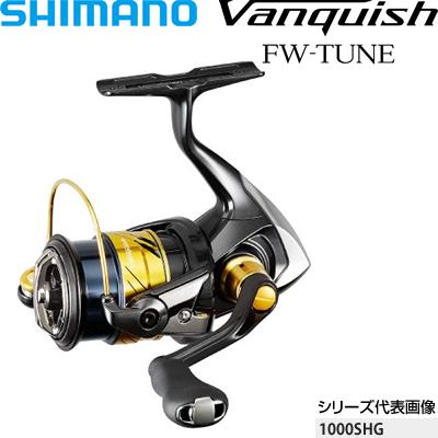 シマノ 17バンキッシュFWチューン 1000SHG コード:03813 5