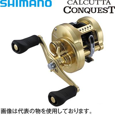 シマノ 18カルカッタコンクエスト 400 RIGHT(右ハンドル) コード:03865 4