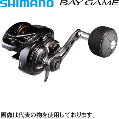 シマノ 18ベイゲーム 151 LEFT(左ハンドル) コード:03869 2