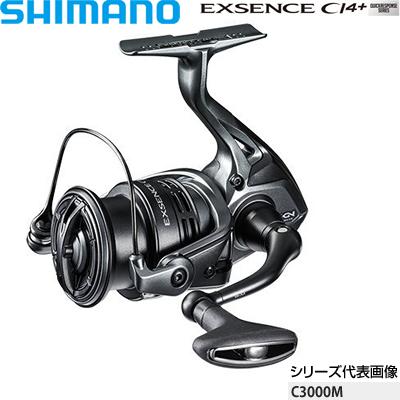 シマノ 18エクスセンスCI4+ C3000M コード:03881 4