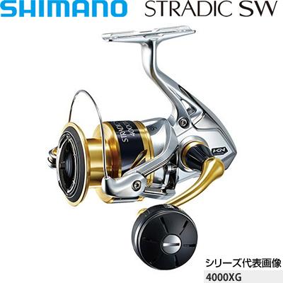 シマノ 18ストラディックSW 4000XG コード:03895 1