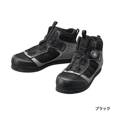 シマノ カットラバーピンフェルトフィットシューズ LT FS-041Q ブラック サイズ:27.0cm コード:48212 9