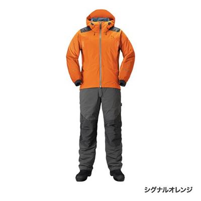 シマノ XEFO ストレッチ ウォームスーツ RB-224R シグナルオレンジ サイズ:3XL コード:61550 3