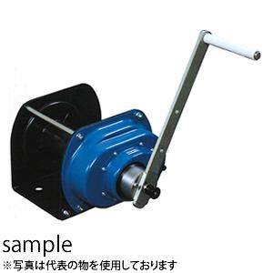 富士製作所 手動ウインチ ポータブルウインチ PW-950N 空転引出し作業用
