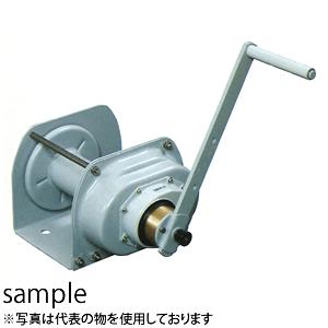富士製作所 手動ウインチ ポータブルウインチ SSW-500N