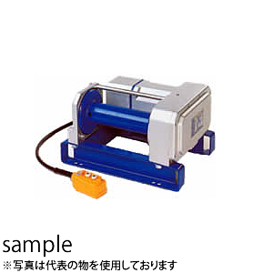 富士製作所 電動ウインチ シルバーウインチ TX-303 三相200V [大型・重量物]