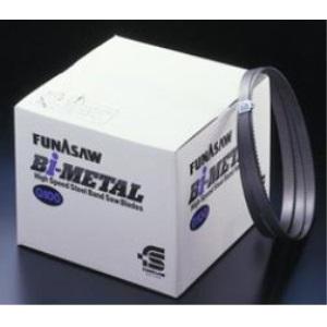 切断用品 フナソー バンドソー カットオフマシーン用バンドソー バイメタル(G-100)幅41(38) 厚さ1.3 サイズ4670 4P (5本)