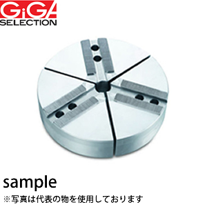 GIGA SELECTION(ギガ・セレクション) アルミ円形生爪 ALR-HO-8-H50
