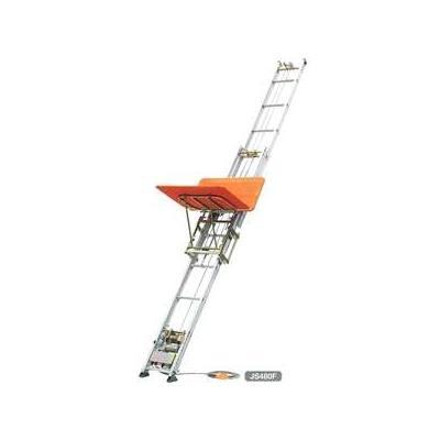正規店仕入れの 長谷川工業 アルミ製 荷揚機 マイティスライダー JS3F [個人宅配送]:セミプロDIY店ファースト-DIY・工具