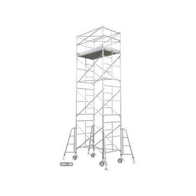 長谷川工業 高所作業台 SMA-2 アルミ製ローリングタワー [送料別途お見積り]