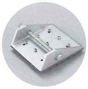 長谷川工業 アルミ製 軽量吊三脚用オプション 滑り止めベース ACS-7S φ70用 [個人宅配送不可]
