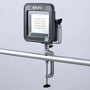 hataya LED投光器充电式LED K·灯加罪恶在的臂型LWK-15V