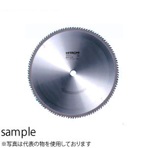 別売り部品(チップソー) 日立工機(HiKOKI) チップソー(留め切り・仕上用) No.0031-0423 外φ380×アサリ2.6×穴25.4mm 120P